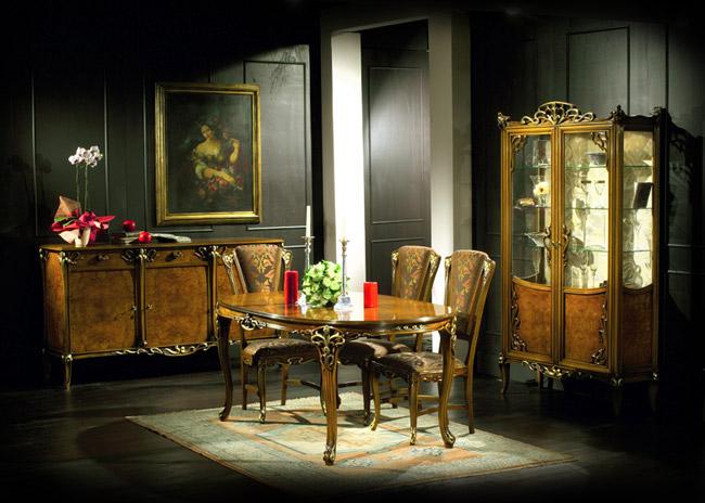Cav a brogiato s a s mobili mobili in stile mobili - Mobili classici di lusso ...
